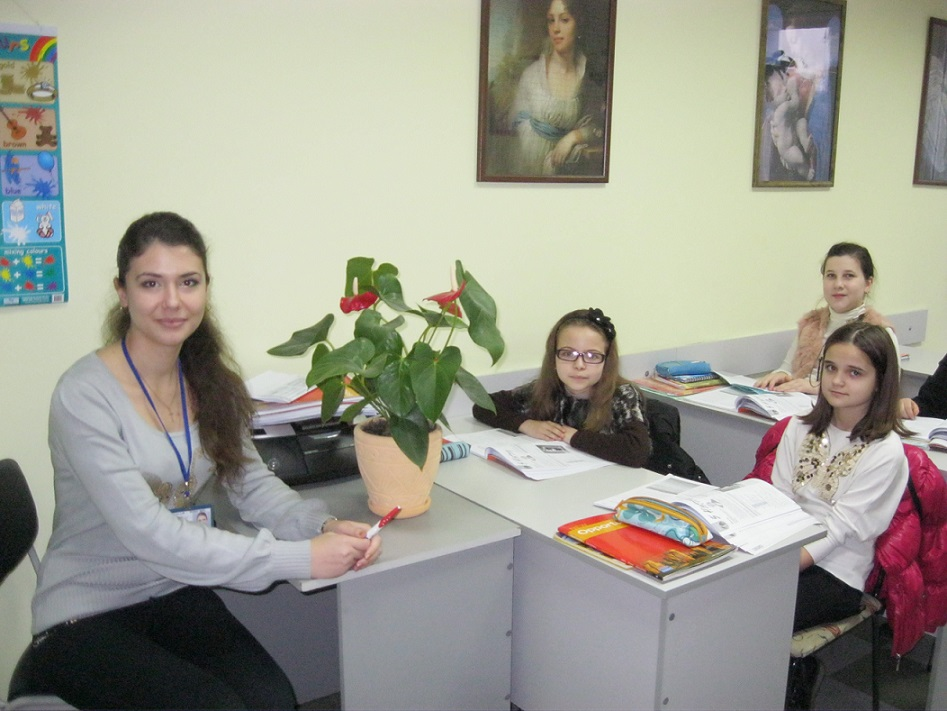 """Language Center """"Crotalus"""" - cursuri de engleză"""