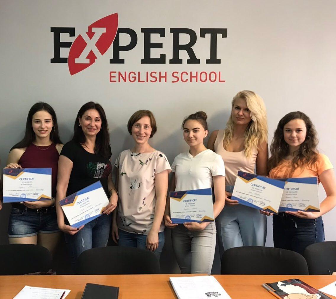 Expert English School - cursuri de engleză