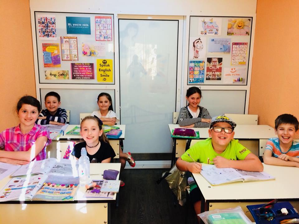 Smile English Club - cursuri de engleză